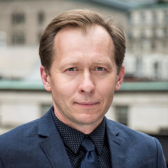 Tomasz Kierul, CFRE